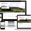 Responsive website for Murphy and Sons
