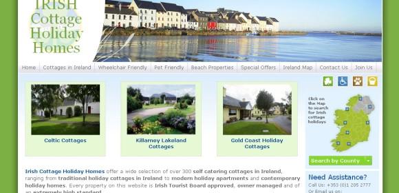 Irish Cottage Holiday Homes, Ireland