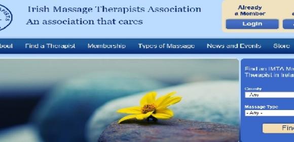 Launch of Irish Massage Therapists Association