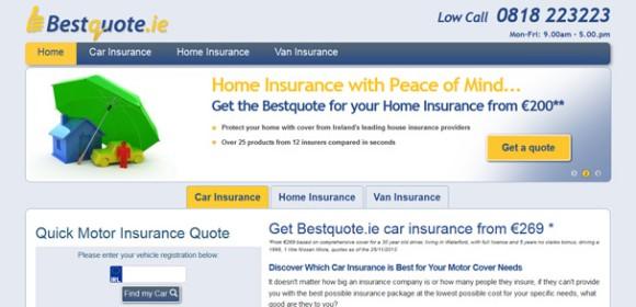 Bestquote Insurance Ireland