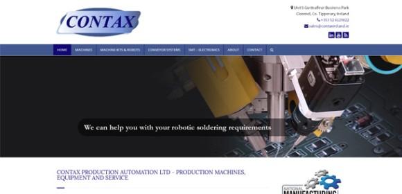 Contax Production Automation Ltd