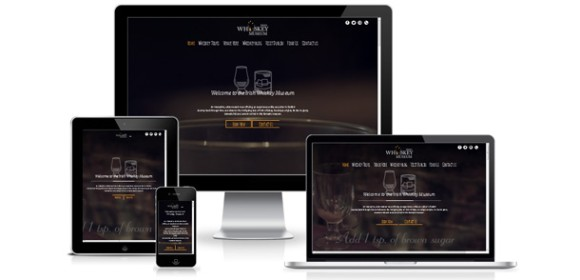 Launch of the Irish Whiskey Museum Website