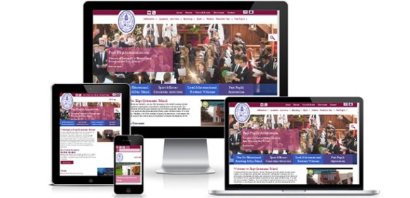 Launch of new website for Sligo Grammer School