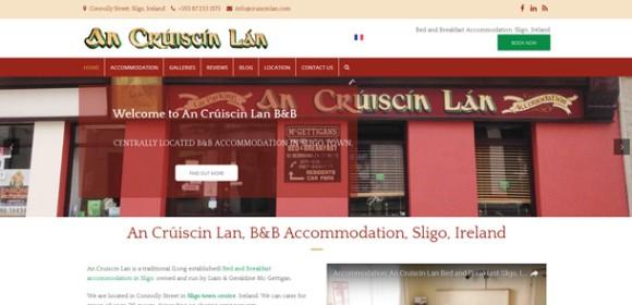 An Crúiscin Lan, B&B Sligo