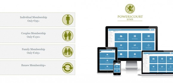New Membership Booking Solution for Powerscourt Estate