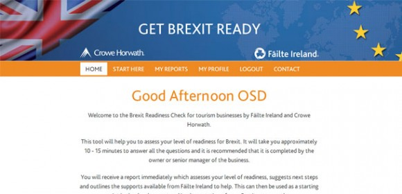 Get Brexit Ready Online Check