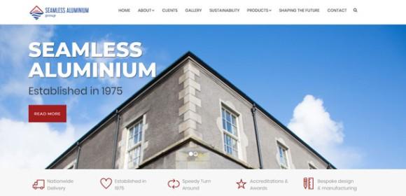 Seamless Aluminium UK and Ireland