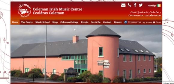 Coleman Traditional Irish Music Centre