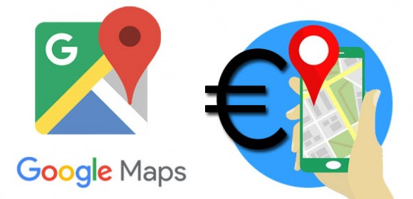 Google Maps Charge!