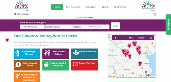 CYPSC Cavan Monaghan Services
