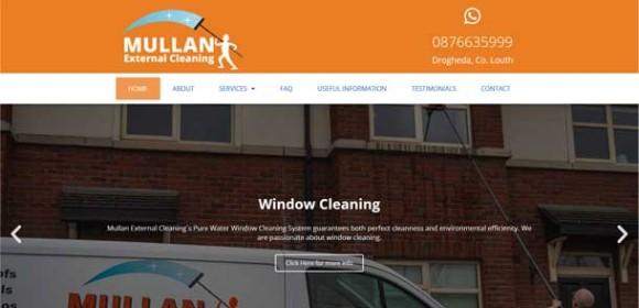 Mullan External Cleaning