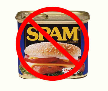 Do you hate SPAM ?