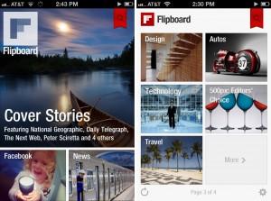 Flipboard i phone