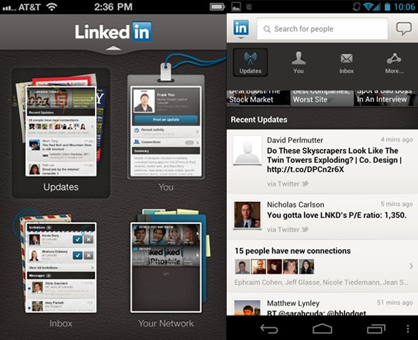 LinkedIn setting the standard in Social Business Networking