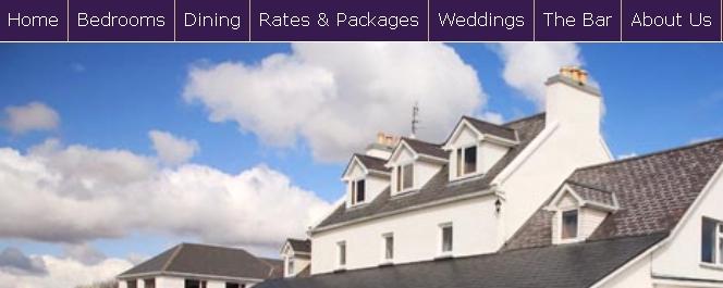 Castle murray house wedding