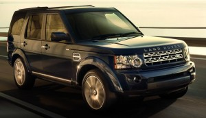 McGinley Motors New Landrover 4