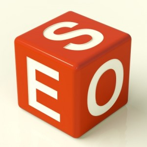 SEO search engine optimization Block