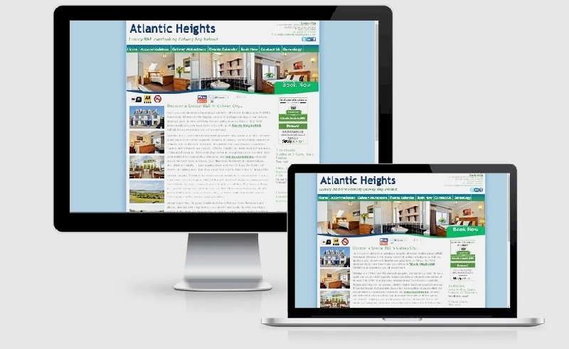 Atlantic Heights B and B Galway