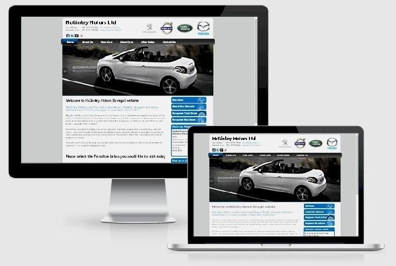 Mc Ginley Motors Ltd