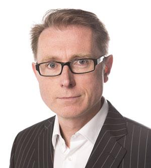 Brian Bastible, Managing Partner at Launch Ireland