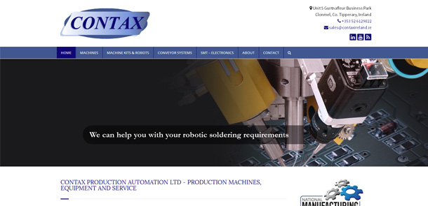 Contax Production Automation Ltd