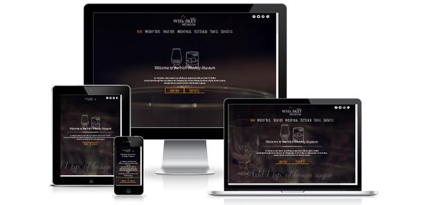 Launch of the Irish Whiskey Museum Website