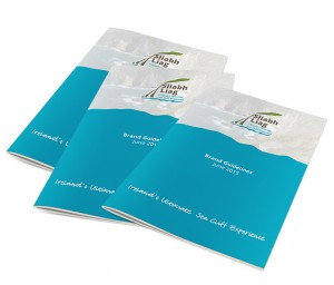 Sliabh Liag Brand Guidelines Cover