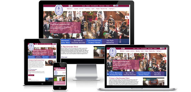 Launch of new website for Sligo Grammer School