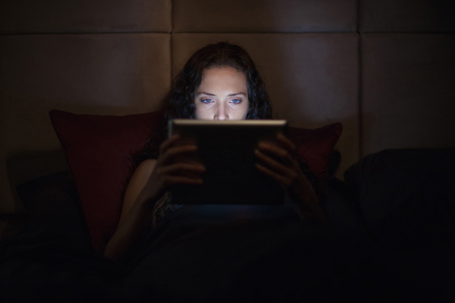 Trouble Sleeping? Are Digital Devices to Blame?