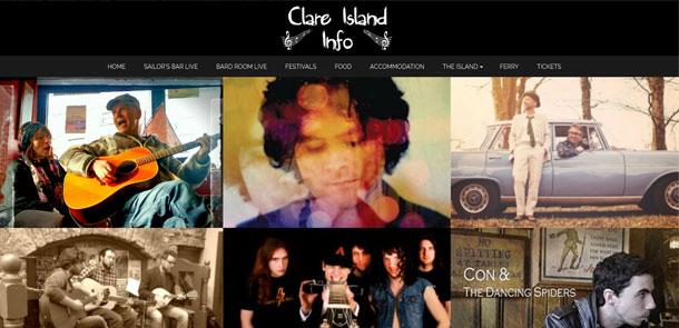 Clare Island Info