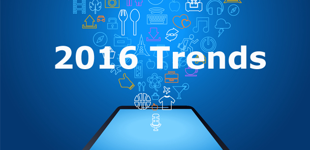 Top 10 Digital & Tech Trends for 2016