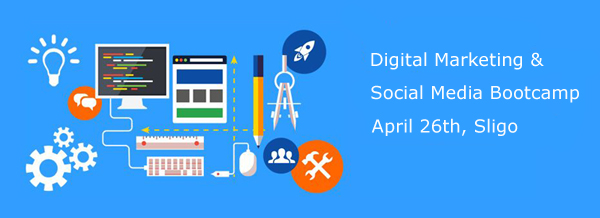 Digital Marketing Bootcamp – April 26th – Client Offer