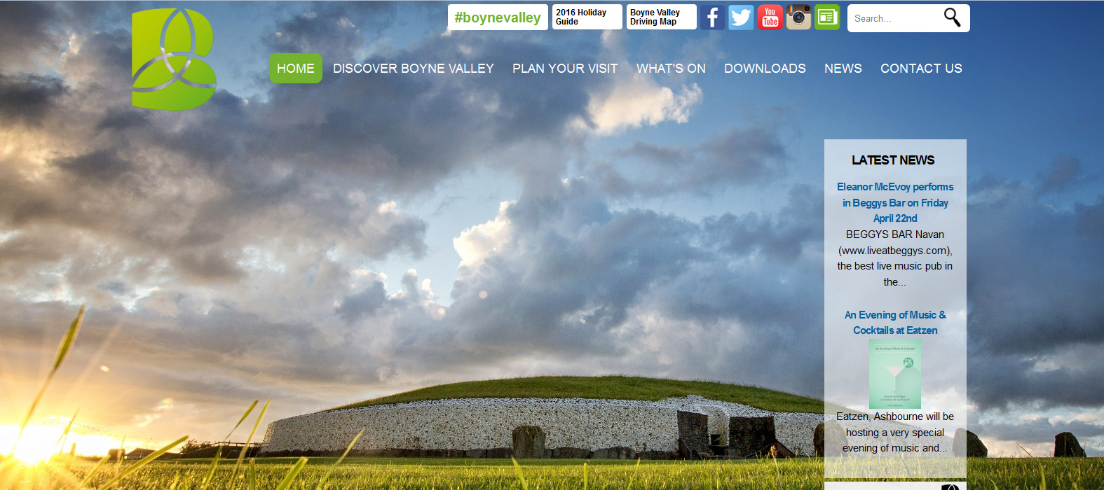 Discover Boyne Valley