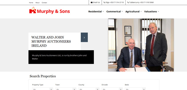 Murphy and Sons Auctioneers Sligo