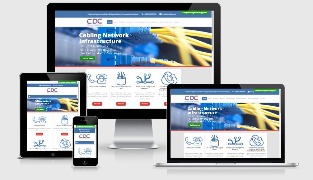Re Design of CDC Telecom