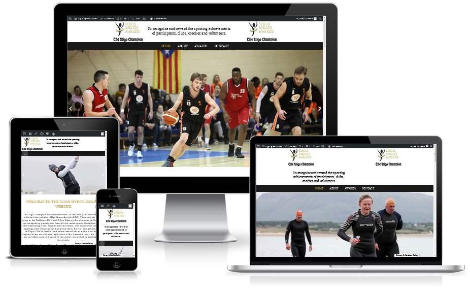 Launch of Sligo Sports Awards website