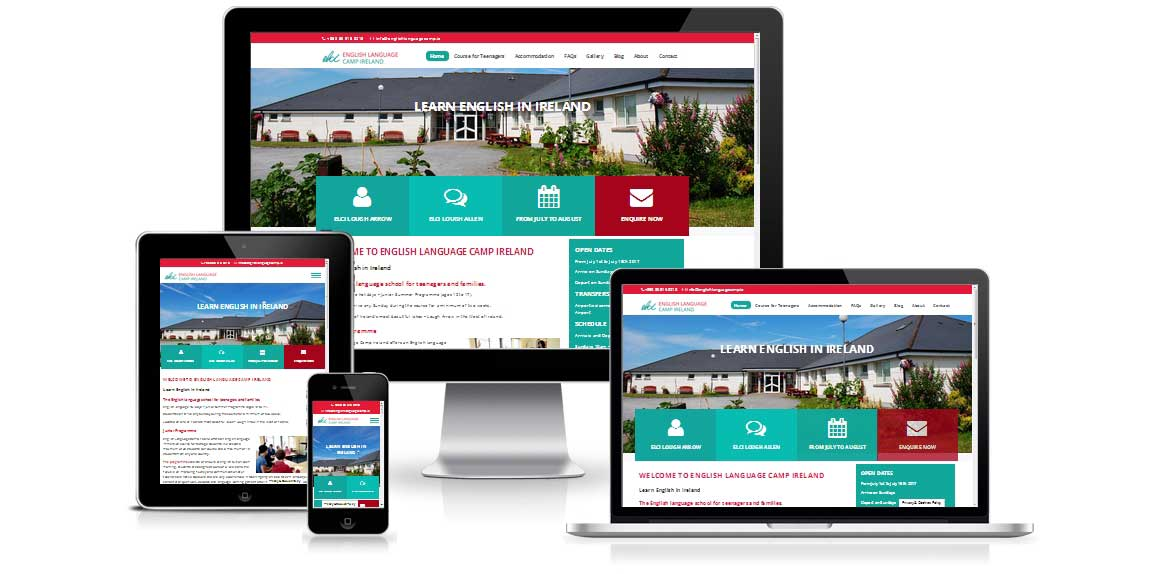 Launch of new responsive site for ELCI