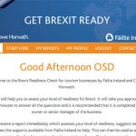 Get Brexit Ready Online Tool