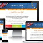 Get Brexit Ready responsive views