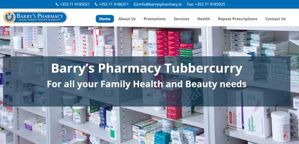 Barrys Pharmacy