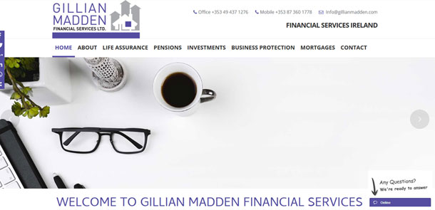 Gillian Madden Financial Services