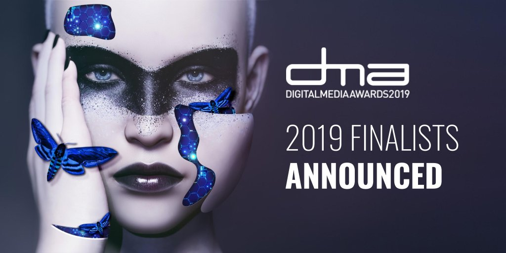 OSD nominated as finalists for the 2019 Digital Media Awards!