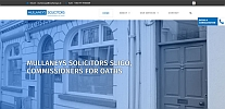 Mullaneys Solicitors Sligo – Website Redesign