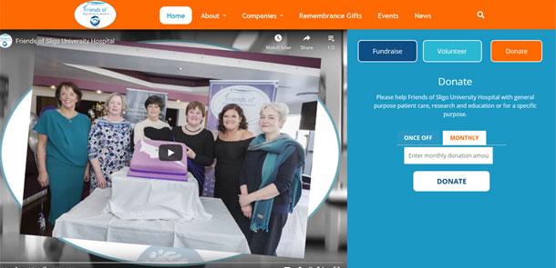 Friends of Sligo University Hospital Redesign